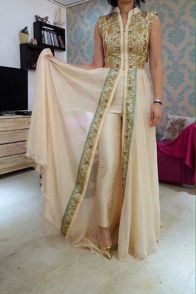 Nieuw Marokaanse jurken (met afbeeldingen) | Jurken, Indiase kleding ZL-08