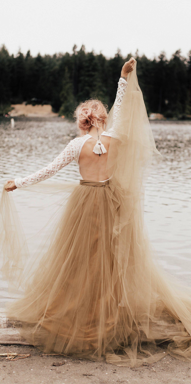 Stevie Bodysuit Wedding Separates Boho Wedding Dress Long Sleeve Lace Wedding Dress Wedding Dress Backless Wedding Dress Backless Wedding Wedding Dress Long Sleeve Long Sleeve Wedding Dress Lace [ 3000 x 1500 Pixel ]