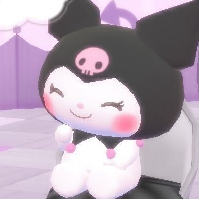 Image about cute in kuromi by j on We Heart It