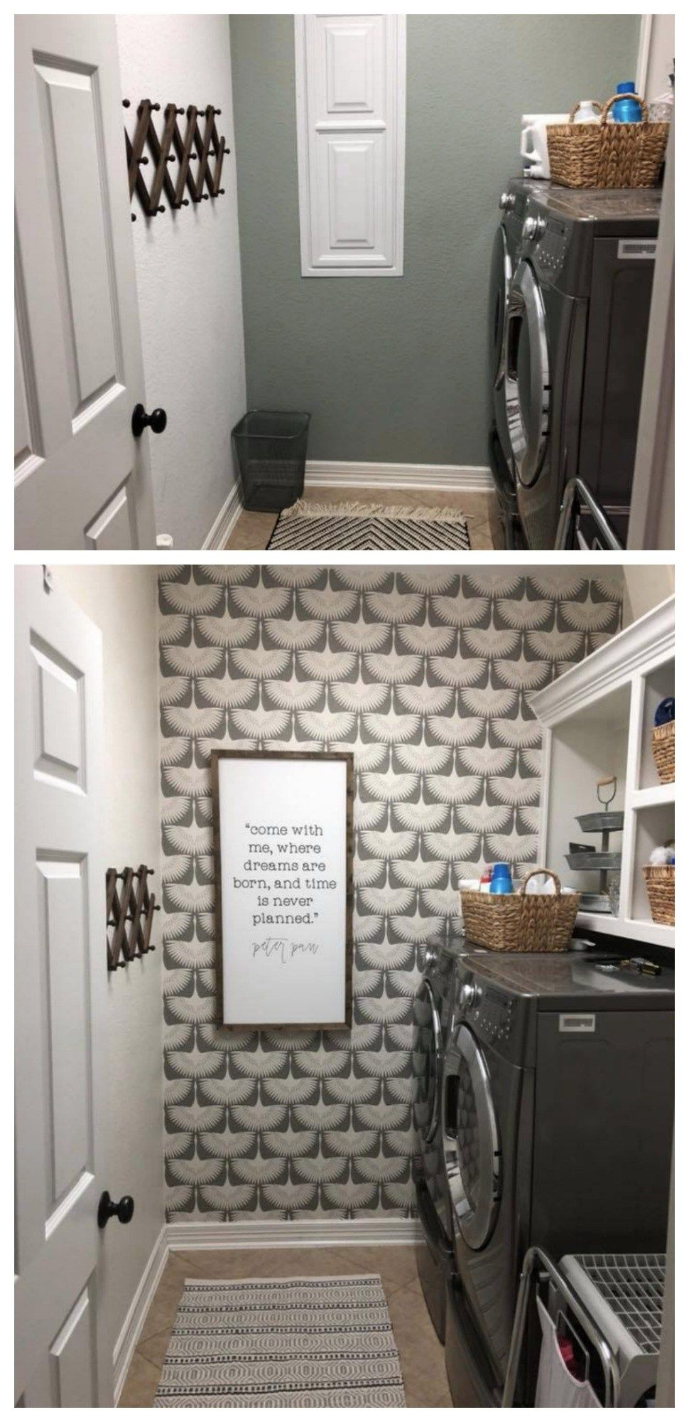 3 Room Hdb Accent Wall: 40 Wallpaper Transformations That Will Blow You Away