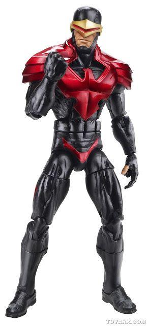 Wolverine Legends action figure - Phoenix Five Cyclops