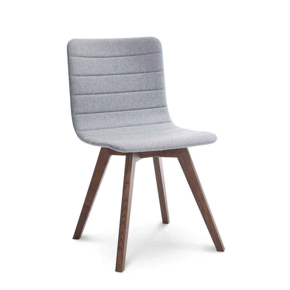 Stuhl Bond Grau Esche 14935700 0 Stuhle Online Mobel Stuhl Stoff