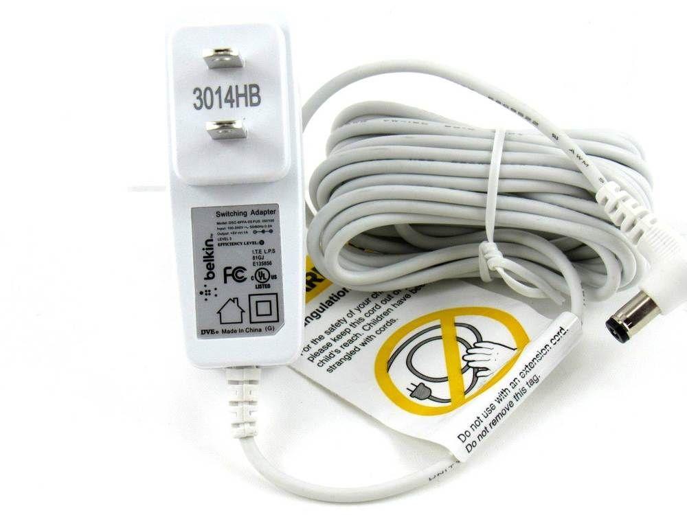 Dve Belkin Switching Adapter Model Dsc 6pfa 05 Fus 050100 New My
