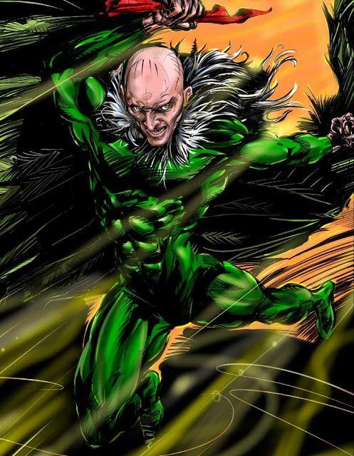 Vulture Comics