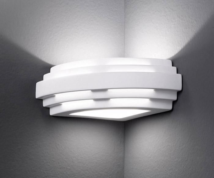 Luxury Lighting proudly offers Kolarz Lightings range of Corner ...:Luxury Lighting proudly offers Kolarz Lightings range of Corner Wall  Uplighters. An range of unglazed,Lighting