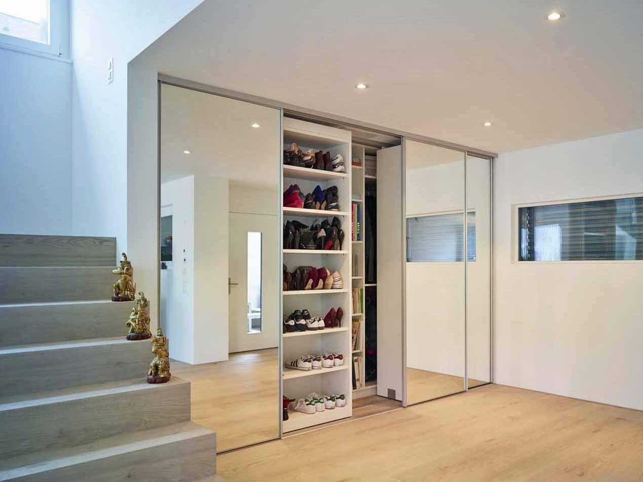 Penderie Pour Chambre Mansardée armoire encastrée haute - recherche google | armoires