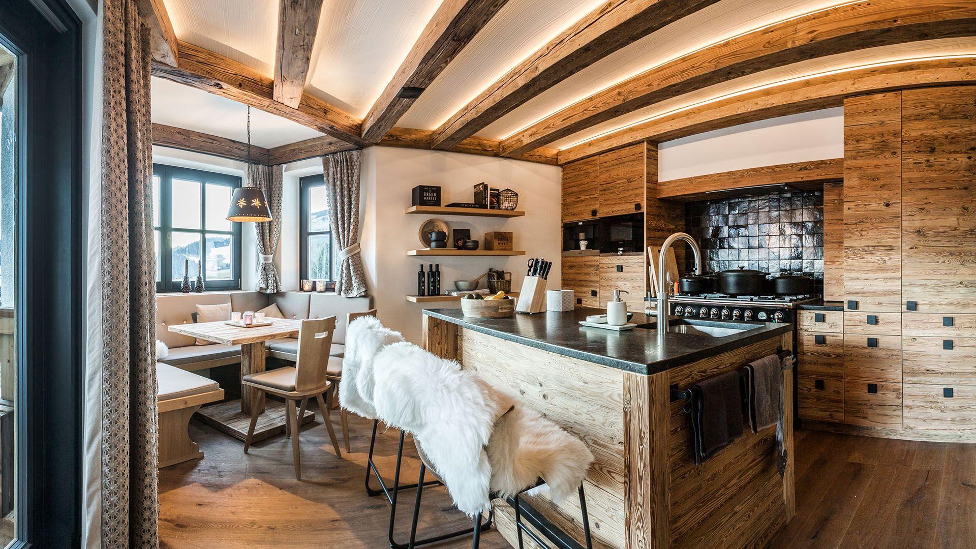 Gemütlicher geht´s nicht! (mit Bildern) | Küchen design ...