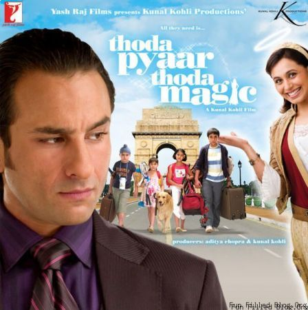 Nonton film thoda pyaar thoda magic sub indo