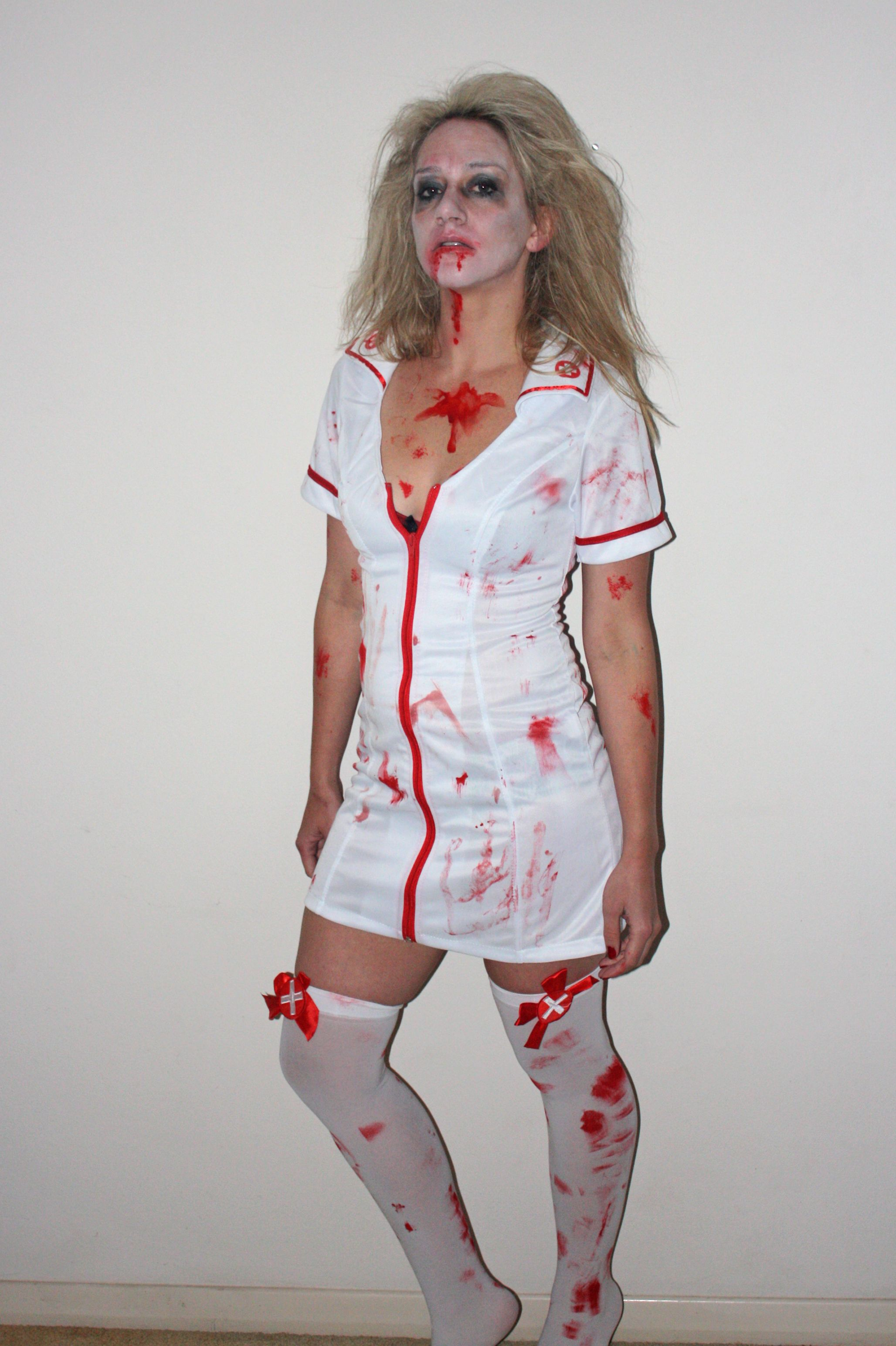 Halloween costume - zombie nurse | Halloween costumes | Pinterest ...