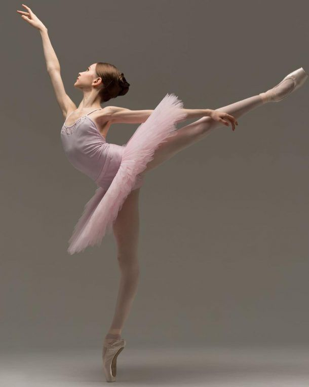 что балетные движения с картинками множество