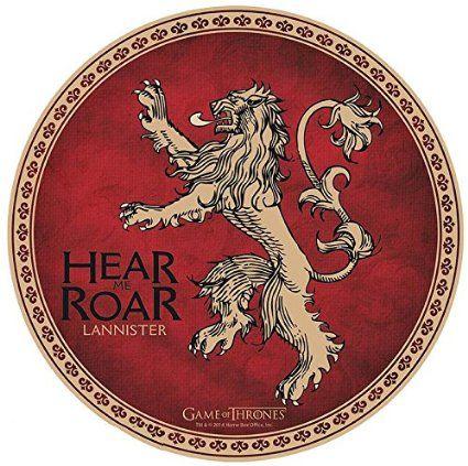 Mousepad Lannister euro 9,90