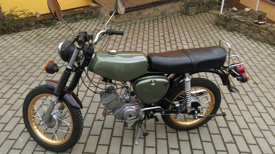 Simson S51 B Moped Motorbikes Motorcycle