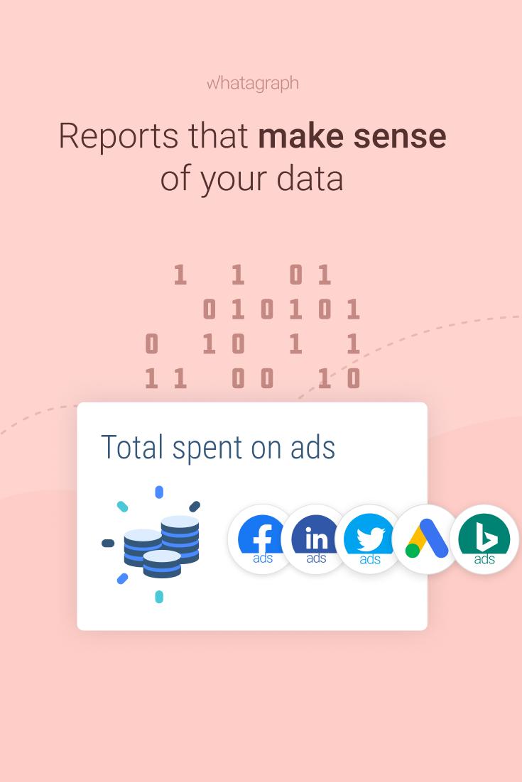 Whatagraph Reports Make Sense Of Your Data Saving Lives Make Sense Data