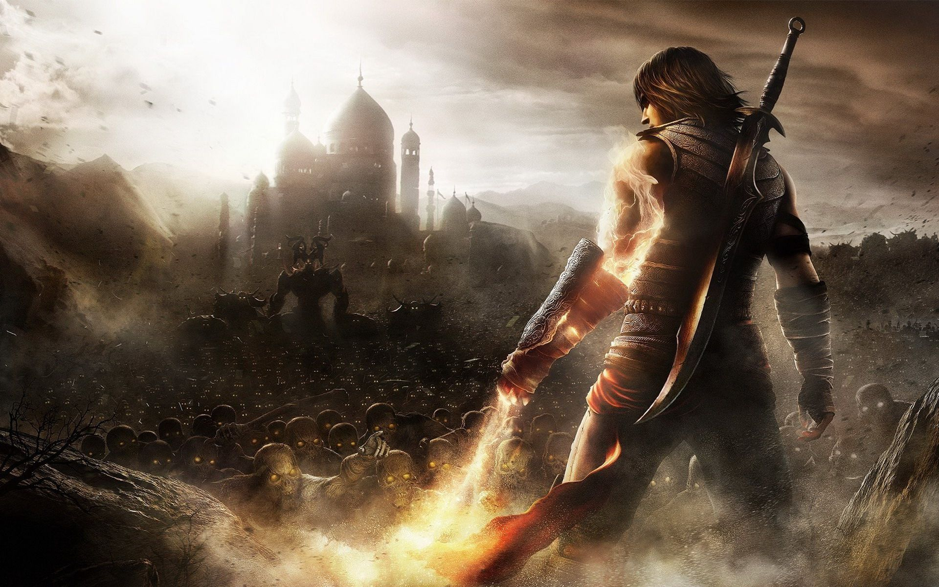 Prince Persia Forgotten Sands Gaming Desktop Hd Wallpaper Prince Of Persia Persia Fantasy