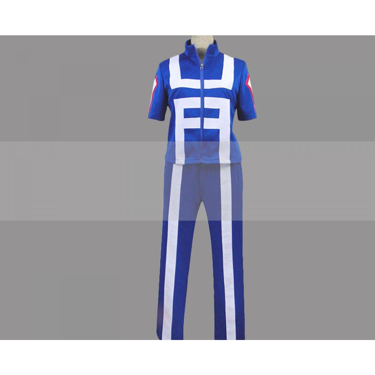 45bf5b276376 My Hero Academia Yuuei Gym Tracksuit Cosplay Costume