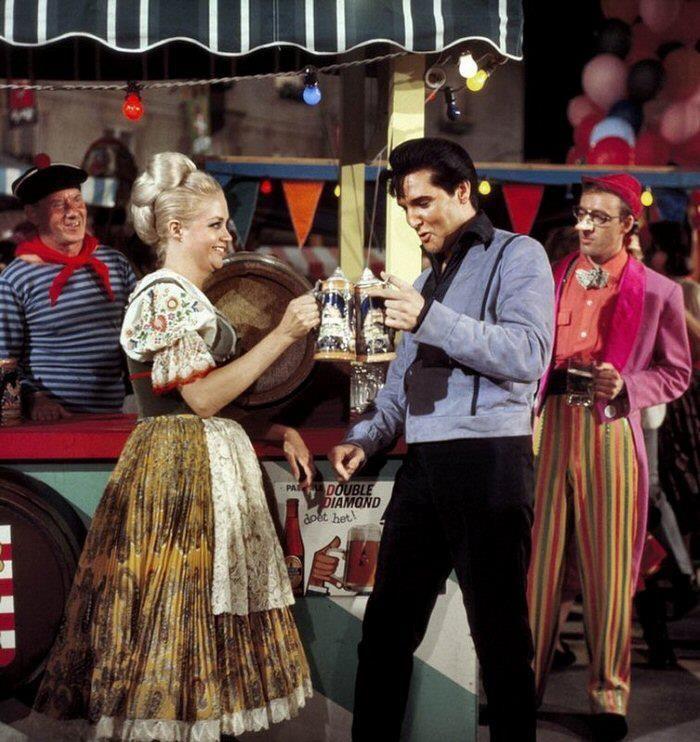 Double Trouble = Elvis Presley - USA scène du film