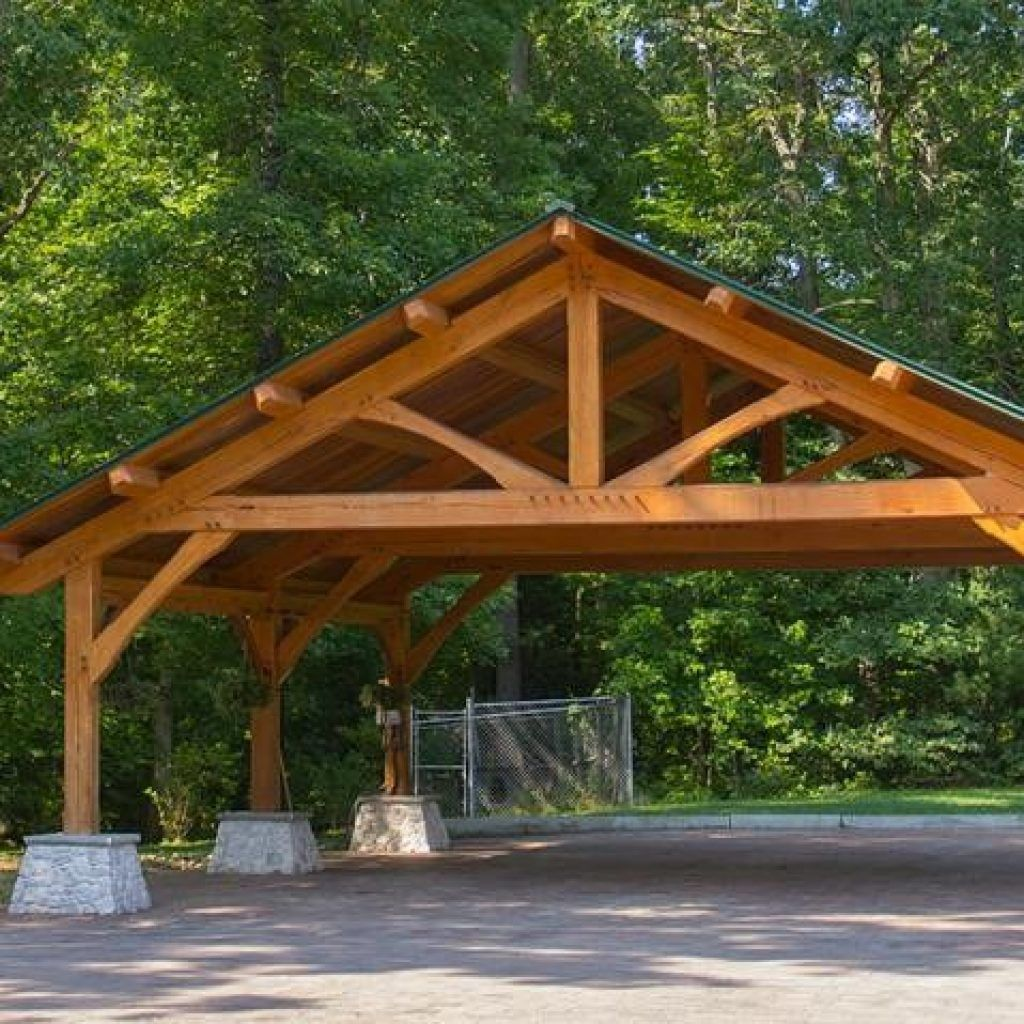 Carport Wooden Beams Carport plans, Carport designs, Carport