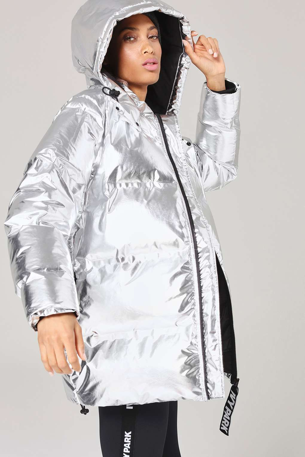 6ee2e2d6201 Oversized Bonded Puffer by Ivy Park - Jackets   Coats - Clothing ...