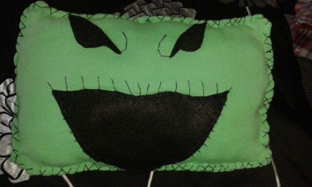 Nightmare before Christmas Handmade cushion