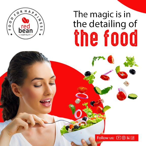 The magic is in the detailing of the food We keep a sharp eye on the details that are mostly focussed on and Lets connect for topnotch services Call us at 91 9780455646 9...