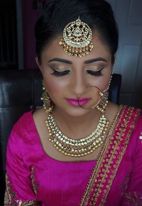 Bridal wedding dresses by Prabneet Kaur on Jewelry