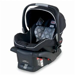 Britax B Safe Car Seat Used For The Babys First Ever Ride On Tuesday July 23 2013