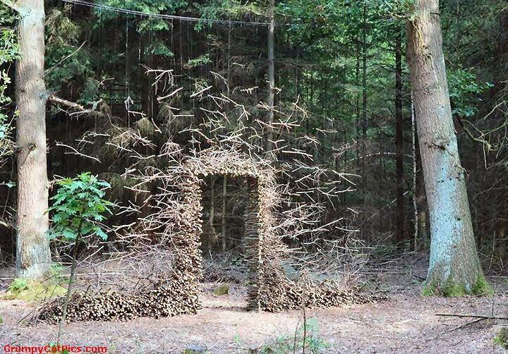 LAND AND ENVIRONMENTAL ART | Earth Art | Pinterest | Environmental ...