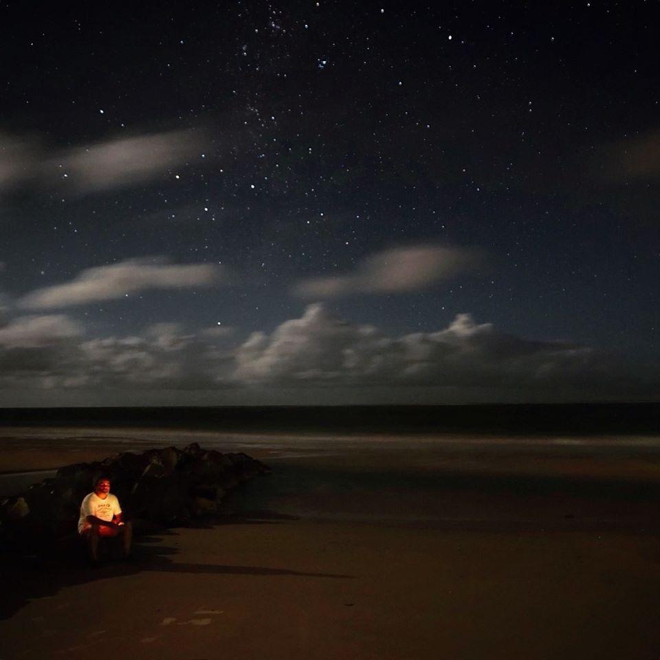 Praia do Saco do Rio Real, Sergipe, Brasil. Foto Ariosto Amado