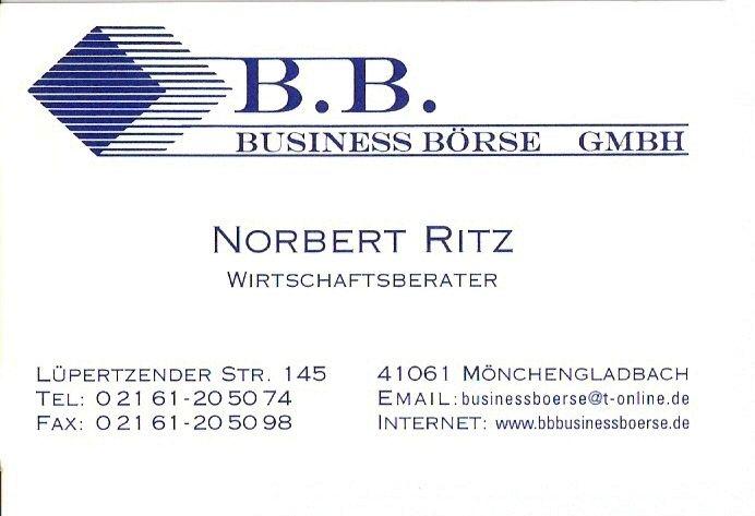 Businessbörse
