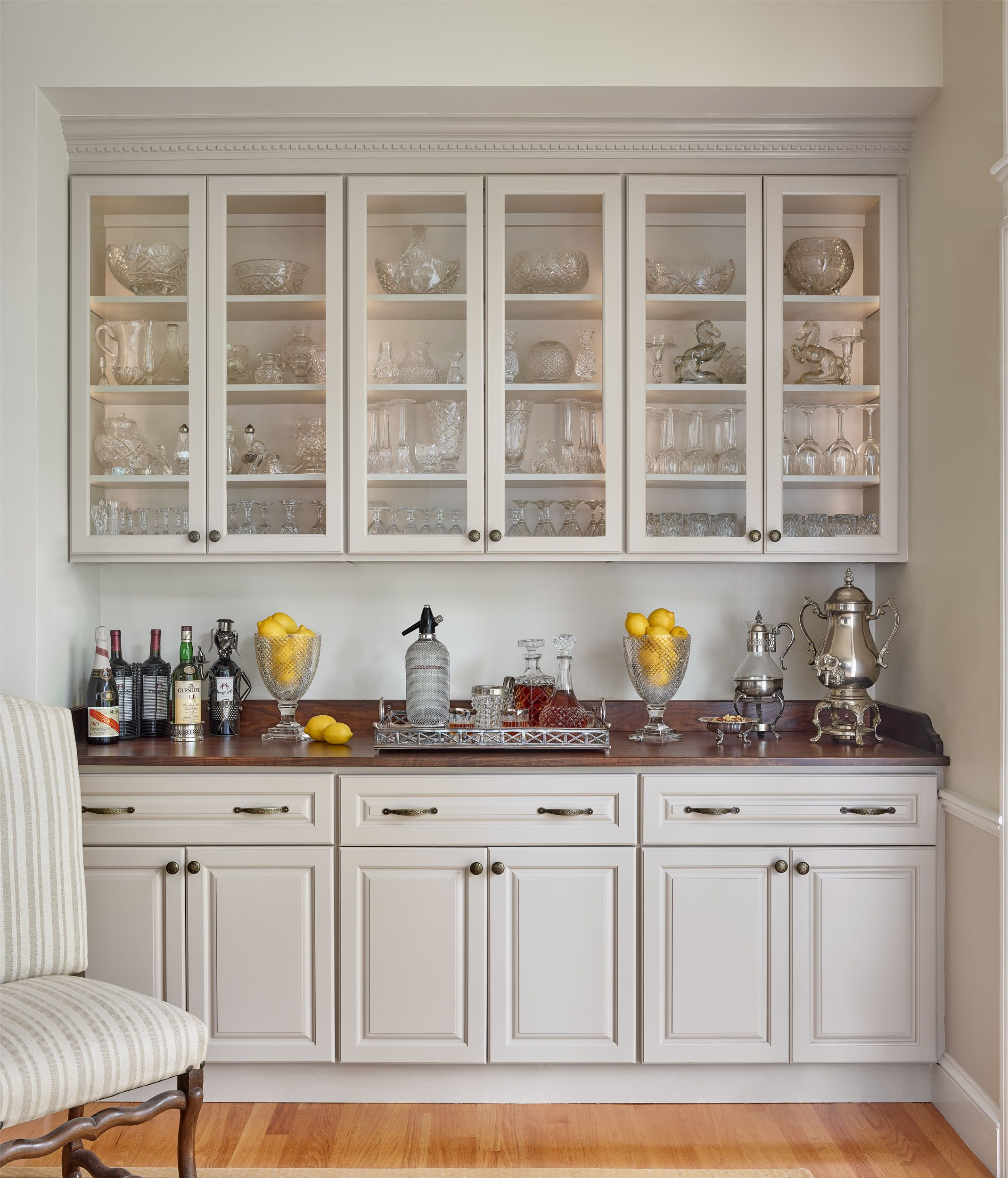 Dining Room Built In Cabinet For Storage Display And Serving Dining Room Buffet Built In Buffet Modern Kitchen Cabinets