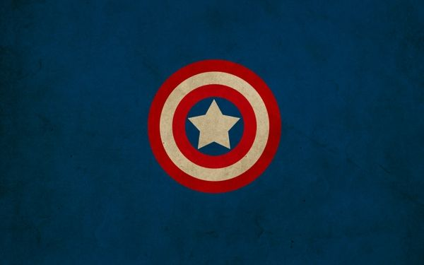 Marvel Superheroes Logos Wallpaper Google Search Captain America Wallpaper Captain America Logo Captain America Poster