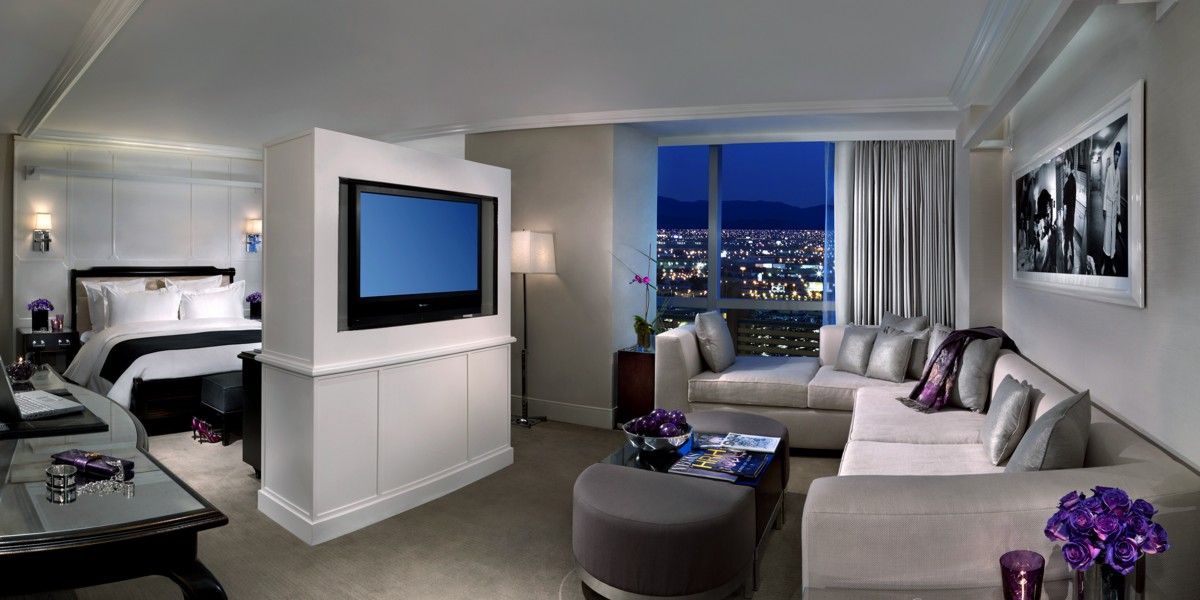 Suite At The Hard Rock Hotel And In Las Vegas