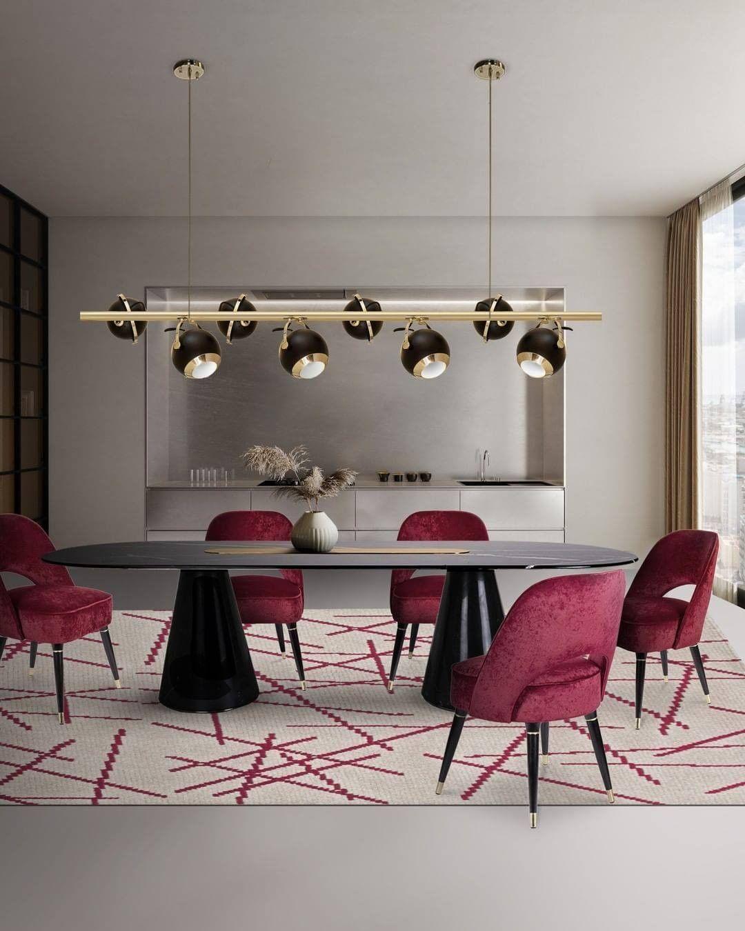Dining Room Ideas On Instagram   Vintage dining room, Dining room ...