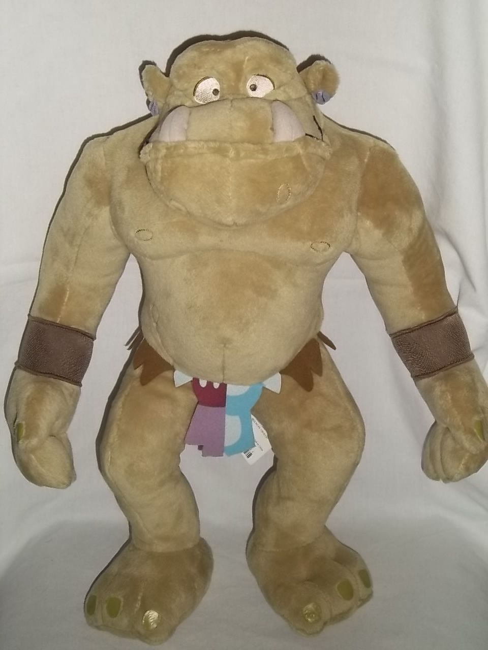 Large Stuffed Animals, Disney Disney, Troll, Product Page, Enchanted,  Plushies, Stuffed Toys