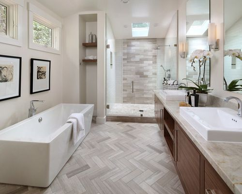 attractive best modern bathroom design ideas remodel pictures houzz with regard to residence modern bathrooms design - Modern Bathrooms Houzz