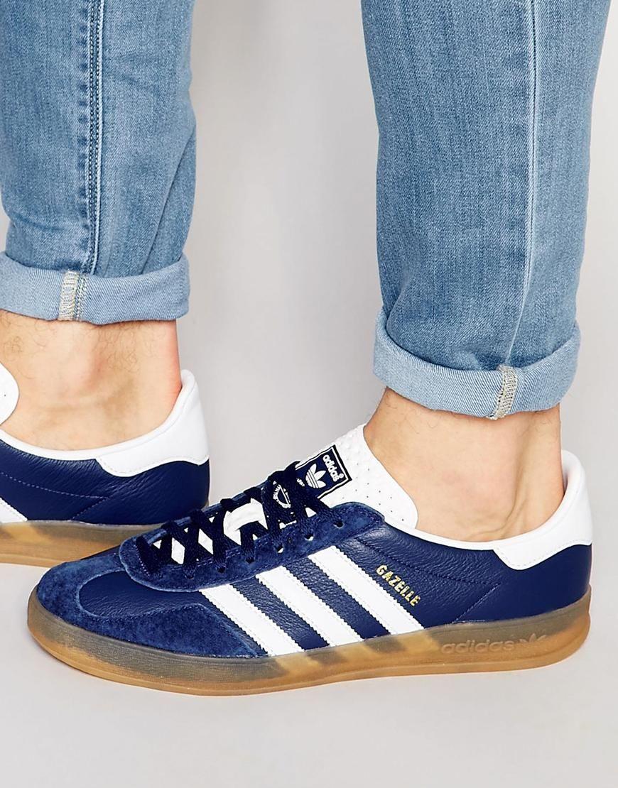 immagine 1 di adidas gazzella formatori scarpe pinterest adidas