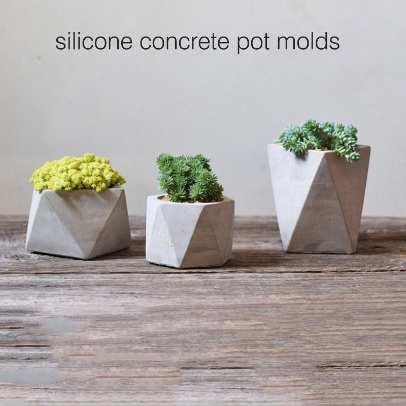 Cheap Silicone Vase Buy Quality Flower Pot Mold Directly From China Pot Mold Suppliers Flower Pot Molds Silicon Concrete Plant Pots Cement Vase Plant Pot Diy