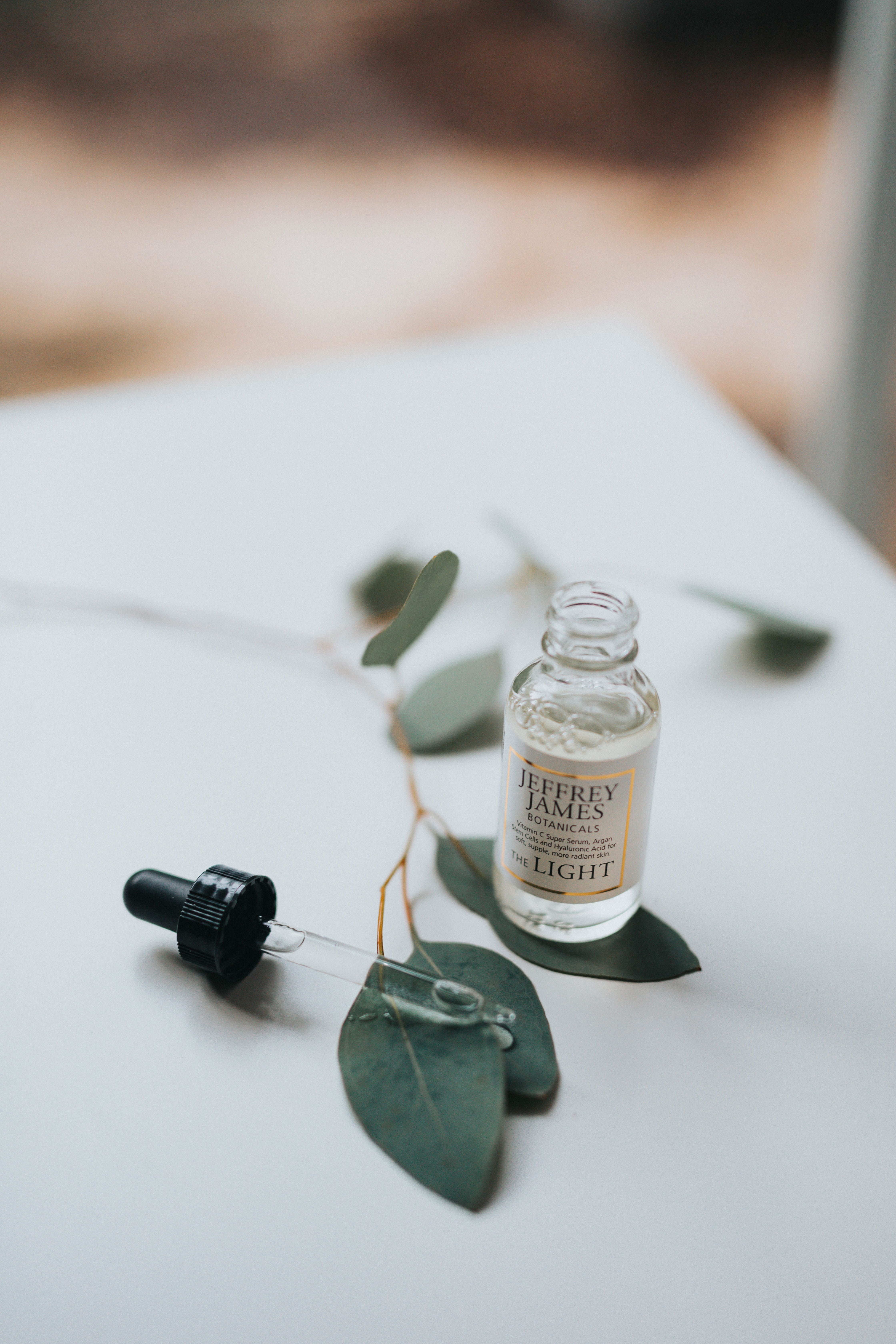 Luxurious and incredibly hydrating Vitamin C Serum. Add