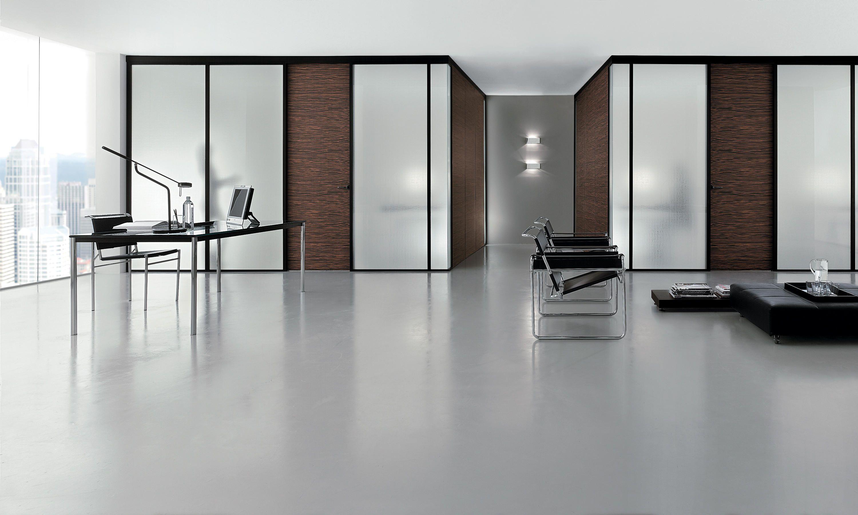 Madras® Lino clear by Vitrealspecchi | Decorative glass