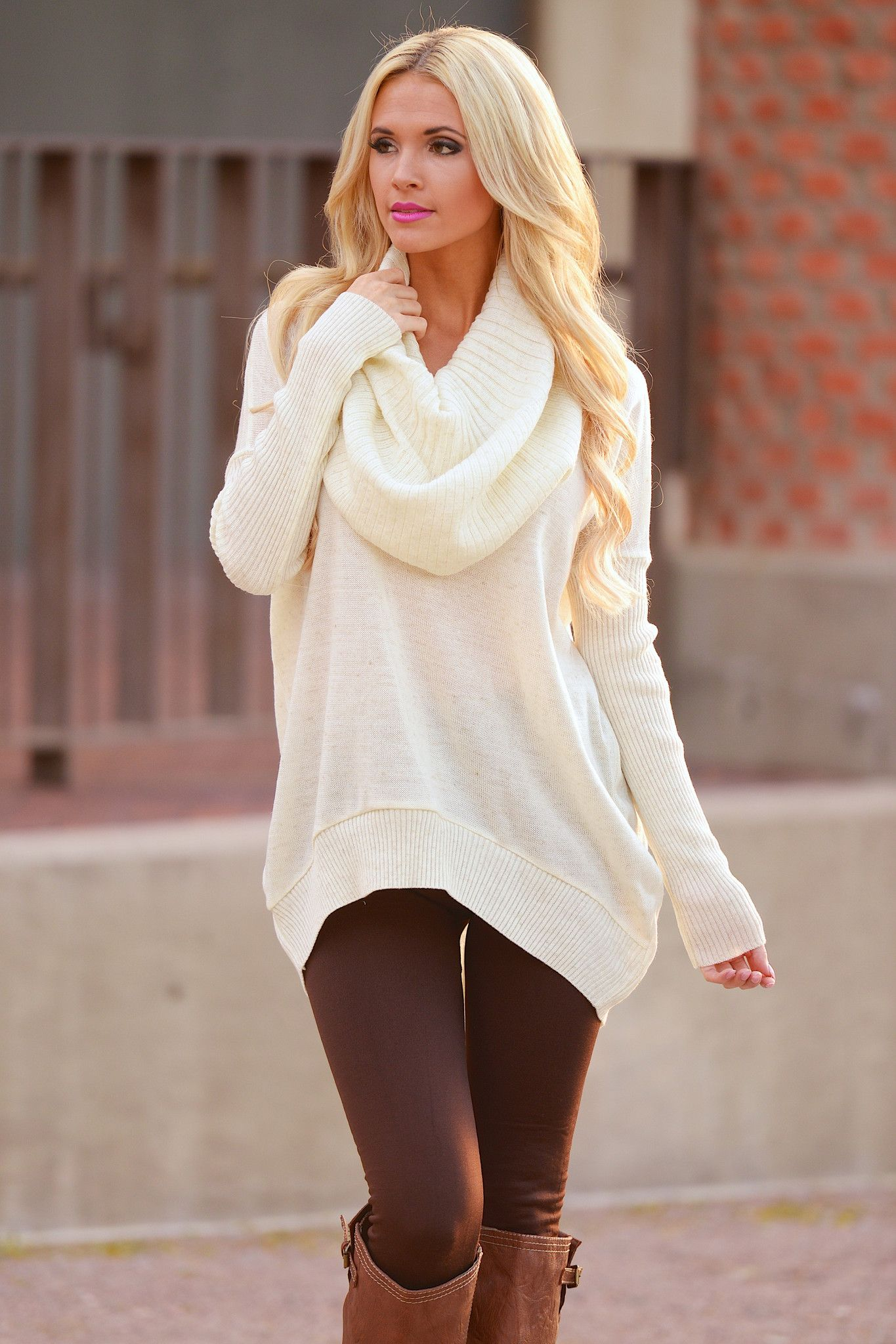095d50421fa9d2 Where Sweet Time Takes Us Sweater - Ivory | Work Outfits in 2019 ...