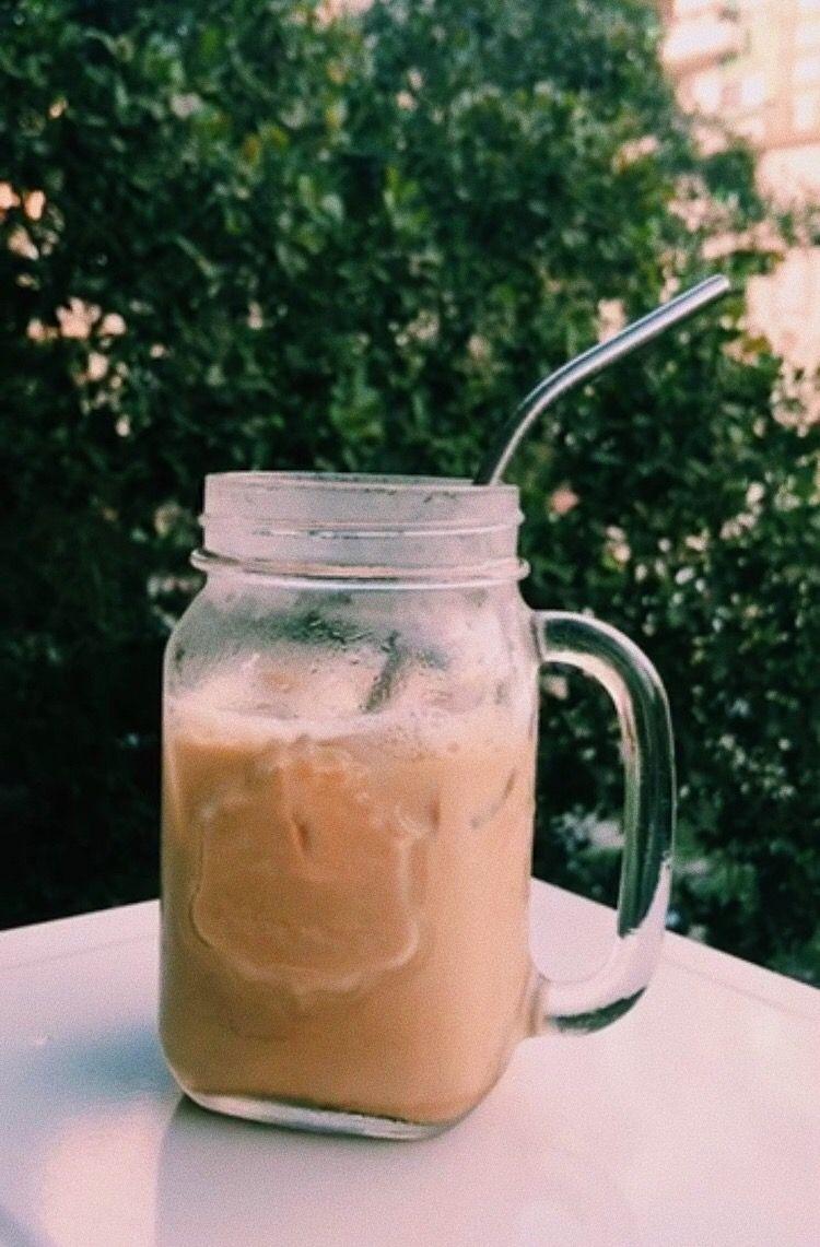 Icedcoffee in 2020 sugar spice mason jars coffee