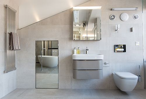 Beau Porcelanosa Bathroom Tiles In Poole, Bournemouth And Christchurch