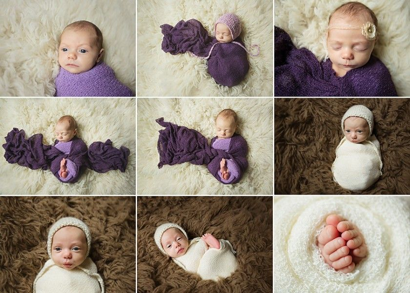 4 ways to prepare for a newborn session