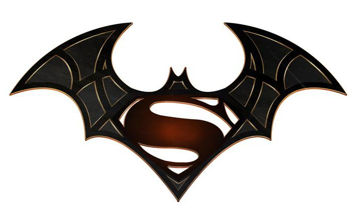 Batman Vs Superman Logo Batman Vs Superman Logo Batman Tattoo Batman Vs Superman