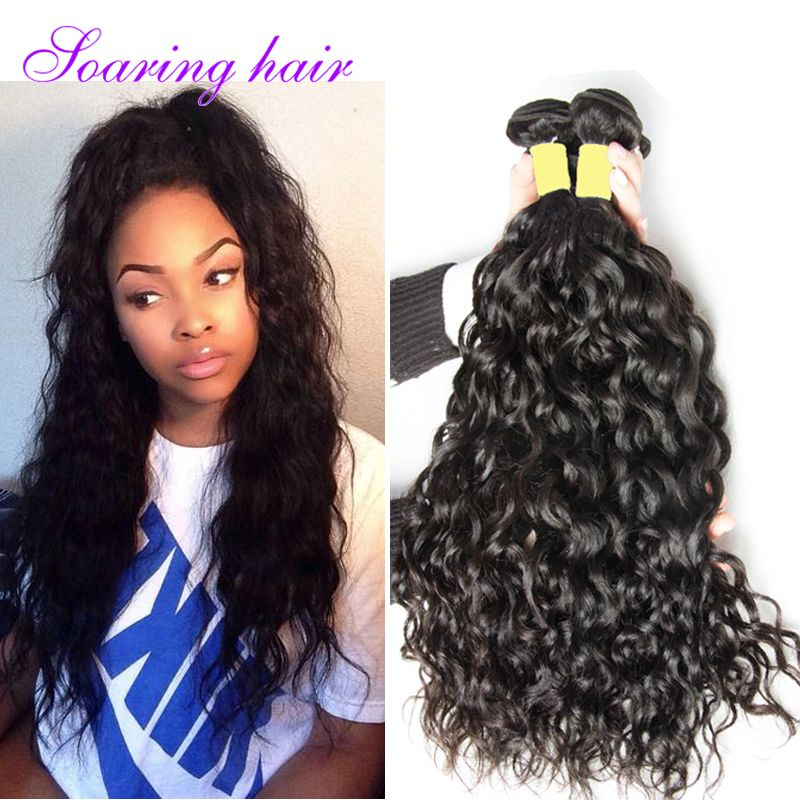 Ocean Wave Hair Malaysian Virgin Hair Natural Wave Wet And Wavy Mink Hair Weave Bundles 100 Curly Weave Huma Natural Hair Styles Natural Waves Hair Hair Waves
