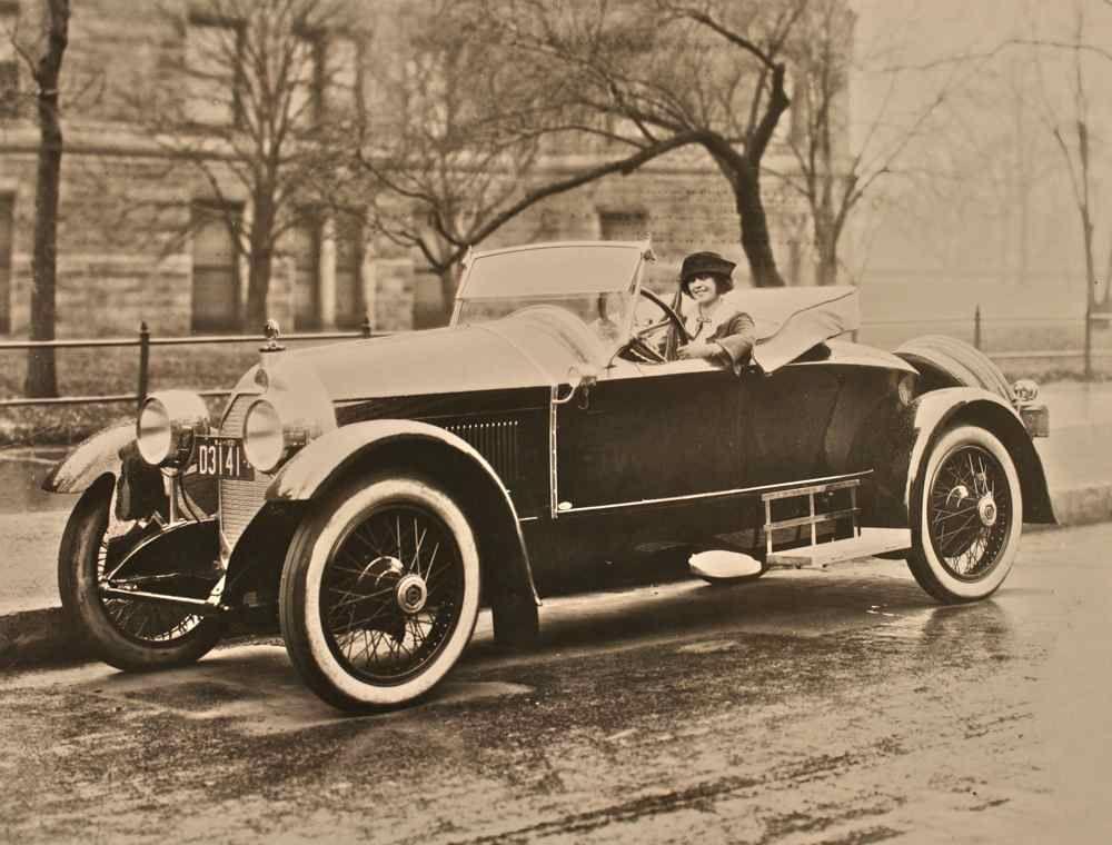1922-23 Richelieu, made in Asbury Park, NJ. | automobiles - original ...