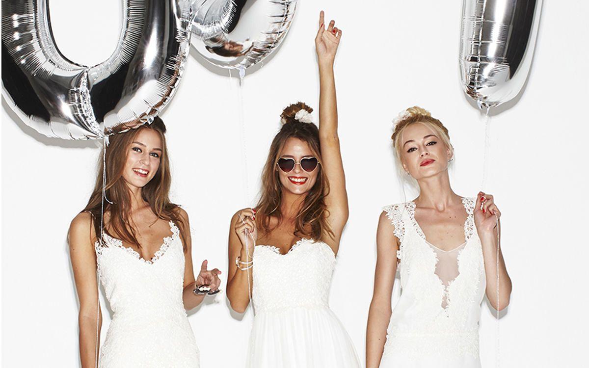Die 7 besten Labels für bezahlbare Hochzeitskleider | Günstige ...