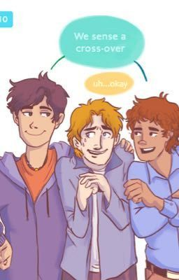 Percy jackson hides from the gods fanfiction