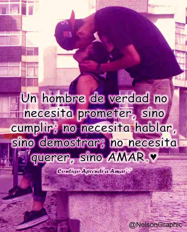 Imagenes De Amor Con Frases Chidas 6 Quotes Pinterest Close