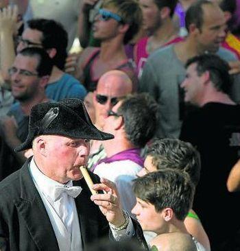 La festa galopa a Ciutadella